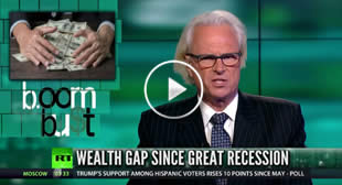 Boom Bust inequality special