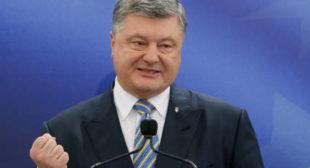 Ukraine Needs Peace With Russia – President Poroshenko