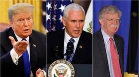 'Toxic mixture' of Trump, Pence & Bolton endangers Europe's security – top German MP