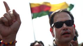 'Sick & twisted': US Senator Rubio tweets picture of Gaddafi's murder as a threat to Maduro