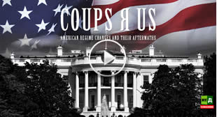 Coups R US American regime changes and their aftermaths, from Hawaii to Libya