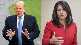 Trump is 'for socialism' … but only when it comes to funding US military industry – Tulsi Gabbard