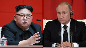 Putin & Kim set to meet in Vladivostok, Russia on April 25