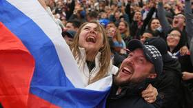 Don't worry, be Russian: 86 percent of population says they're happy – poll