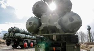 Russia Hails Turkey's Push for S-500s Amid Ankara's Adherence to S-400 Deal