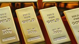 Russia tops global gold buyers list as it turns away from US dollar