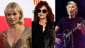 Susan Sarandon, Pamela Anderson & Roger Waters question silence on OPCW report on Douma 'attack'