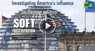 Soft Occupation | Investigating America's influence on German politics