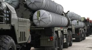 Russian S-500 Air Defence System Almost Ready – Deputy Air Force Commander
