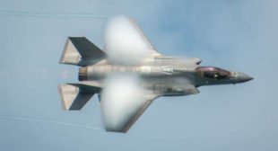 Stealth-Shmelth: China Says It Can Track F-35s Operating in Stealth Mode With New Radar