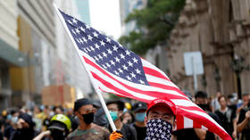 'World is watching': US reaction points to Hong Kong as a 'color revolution'