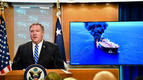 Pompeo to UN: 'Time is running out' to kick Iran while it's down