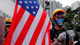 Beijing to US: Don't 'stick your nose' in China's Hong Kong affairs