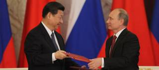 Russia looks East, the new cold spell and mutually assured stability