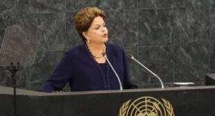 "Brazilian president: US surveillance a ""breach of international law"""
