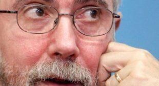"Krugman: Rich Are Waging ""Pure Class Warfare"""