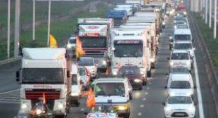 'Truckers for the Constitution' Plan to Slow D.C. Beltway, Arrest Congressmen