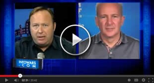 Peter Schiff Warns of Economic Collapse and Martial law