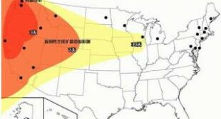 Chinese Media Broadcasts Plans for Nuke Strike on U.S. Cities