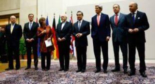 P5+1 and Iran agree landmark nuclear deal at Geneva talks