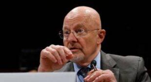 Clapper reveals Bush-era docs showing NSA spying dragnet started 2001