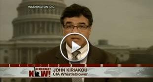 Ex-CIA Agent, Whistleblower John Kiriakou Sentenced to Prison While Torturers He Exposed Walk Free
