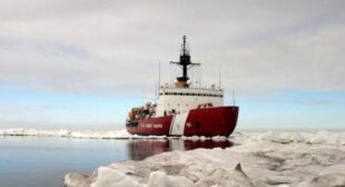 Rescue saga: US ship heads to free two trapped icebreakers in Antarctic