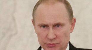 Will Putin destroy Saudi rulers?