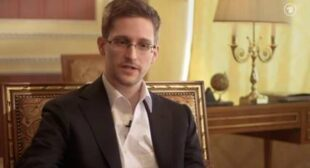 German Television Does Its First Full Length Interview With Edward Snowden