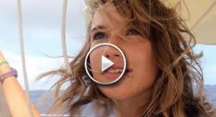 Teen Laura Dekker's Record-Breaking Sail Around the World