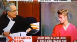 Unbebiebable! MSNBC cuts Congresswoman during NSA LIVE to report… Justin Bieber