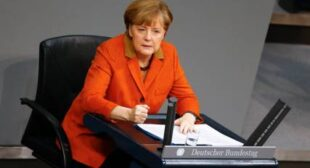 """""""Our views are far apart""""€™: German chancellor slams US, UK over spying"""