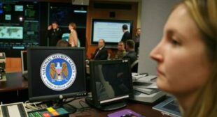 €‹US govt attempts to block lawsuit against NSA