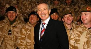 Man who tried to arrest Tony Blair awarded more than £2000