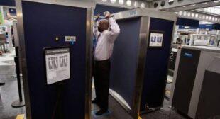 """Useless"" TSA scanners provided endless fodder for employees, former agent alleges"