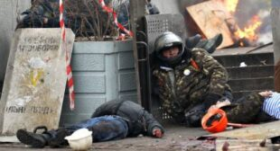 Kiev snipers hired by Maidan leaders – leaked EU's Ashton phone tape