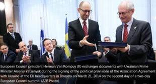 Why the EU won'€™t annex Ukraine