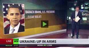 """Seriously, what?! Kerry tells Russia """"you don't invade a country on completely phony pretexts"""""""
