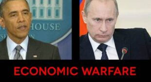 Russia Threatens to Drop The Dollar and Crash The U.S. Economy if Sanctions Are Imposed – Obama Signs Sanctions Anyway