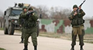 The clash in Crimea is the fruit of western expansion