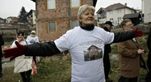"War is over -€"" now Serbs and Bosniaks fight to win control of a brutal history"