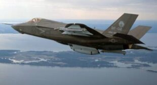 New Chinese stealth jet built with stolen F-35 component designs