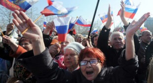 Crimea votes! | Video Featuring George Galloway
