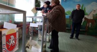 About 93% of Crimeans in referendum voted to join Russia – exit poll