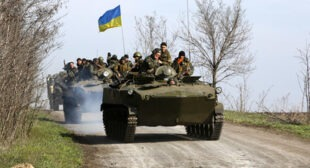 """We'€™re considered terrorists for anti-govt views""€™: Eastern Ukrainians fear Kiev crackdown"