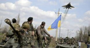 Kiev wants to spark war between NATO and Russia