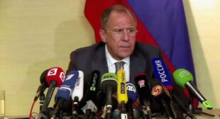 Lavrov: Russia, US, EU, Ukraine agree on de-escalation roadmap