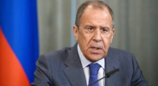 "Lavrov: US and EU line on Ukraine ""€˜unproductive and dangerous""€™"