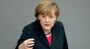 "EU taking Putin'€™s letter on gas transit ""seriously"" – Merkel"