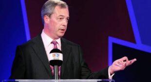 """EU has """"€˜blood on its hands""""€™ over Ukraine -€"""" UKIP leader"""